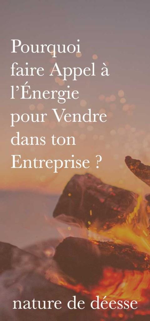 Pourquoi miser sur l'énergétique dans ton business est payant ? Et si l'énergie était le meilleur vendeur de la planète ? Écoute le podcast.