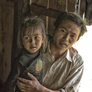Nord Vietnam. Région de Lai Chau