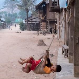 Nord Laos Région rivière Nam Ou