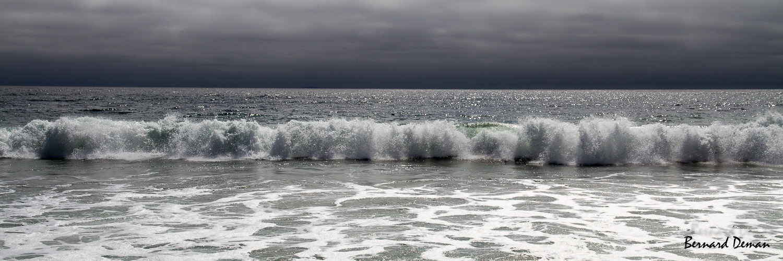USA-Californie-Océan pacifique