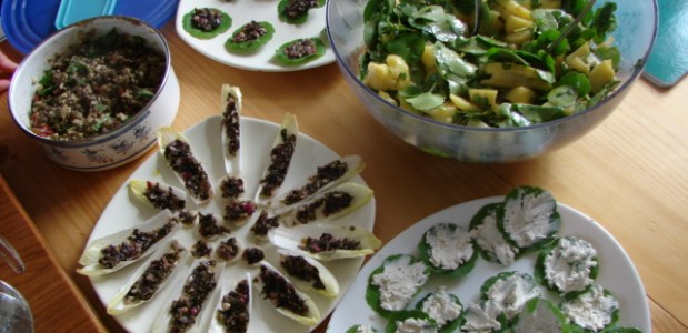 Cuisine des plantes sauvages