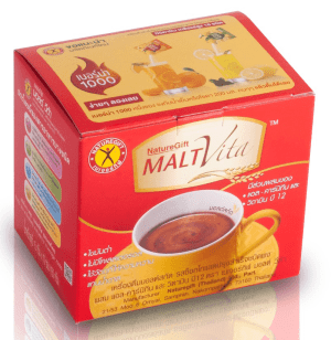 NatureGift Malt Vita weight loss drink