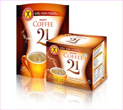 NatureGift Coffee 21