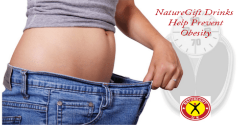 NatureGift drinks helps prevent heart obesity