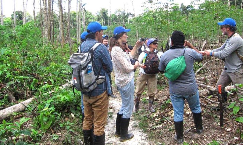 Enseñando en Leticia, Amazonas