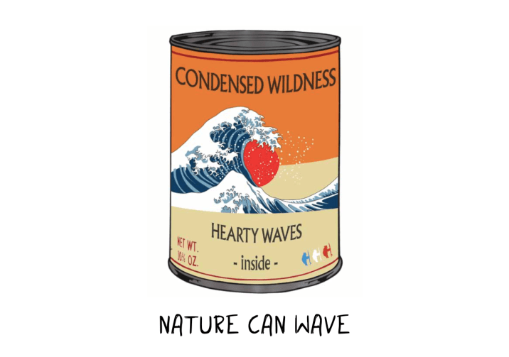 Nature Can Wave