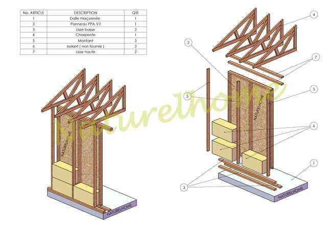 Comment construire une maison en bois pdf segu maison for Comment construire maison en bois
