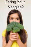 raw veggies Kid