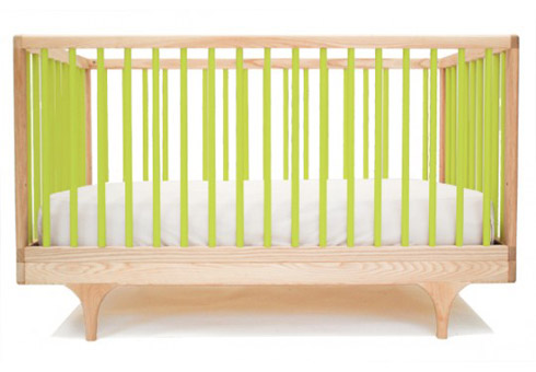 Green Doesnu0027t Have To Mean Ugly Unfinished Wood Swimming In Beige. Todayu0027s  Eco Friendly Cribs Come In A Wide Variety Of Styles To Suit Every Taste And  ...