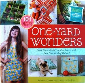 One Yard Wonders Sewing Book