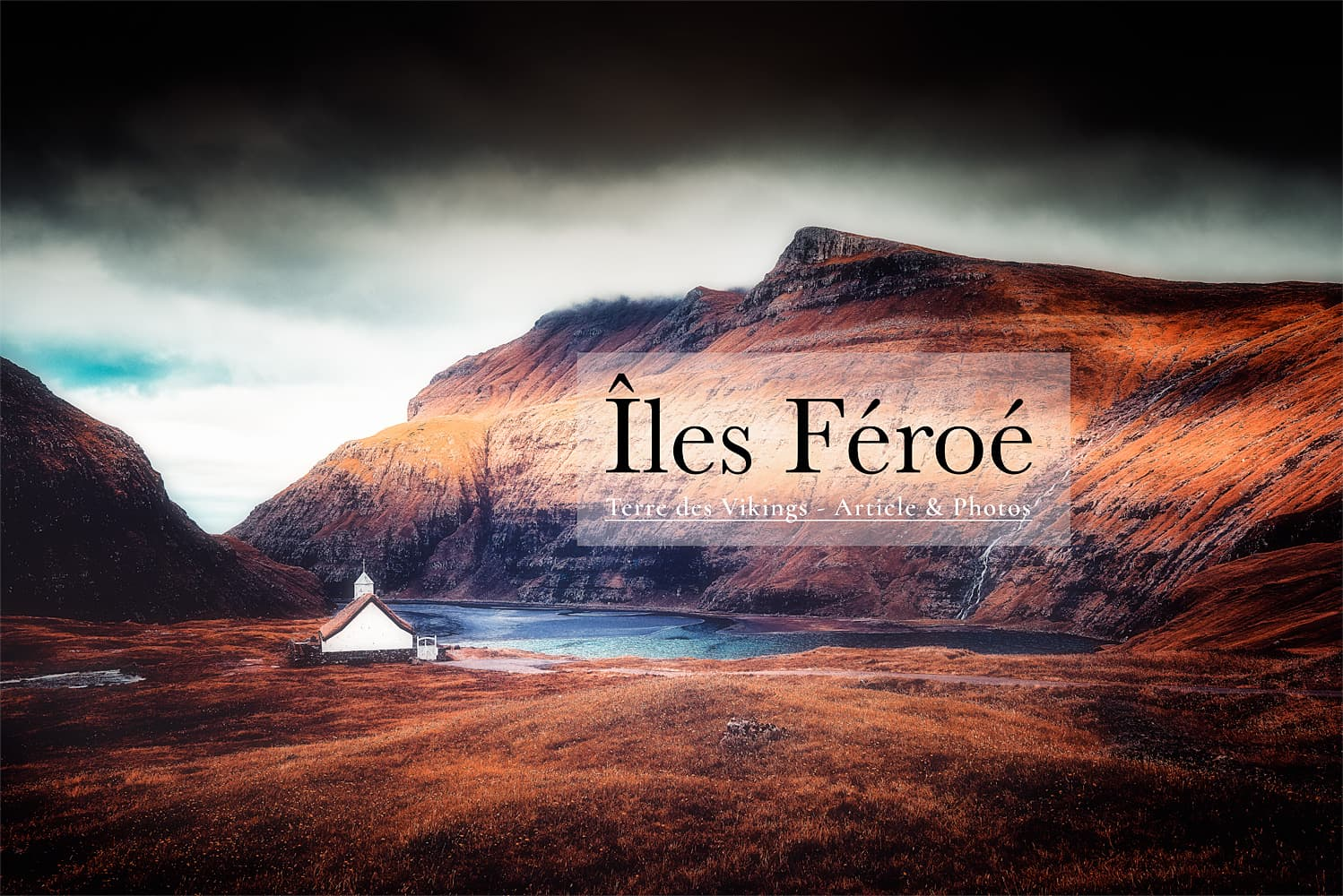 This fall, the house of creed introduces the masterfully crafted viking, a fiery men's fragrance that bottles the fearless spirit of boundless exploration for the modern man who goes against the grain. Iles Feroe Terre Des Vikings Article Et Photos De Cet Archipel Sauvage