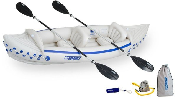 Sea Eagle 330 review Inflatable Kayak