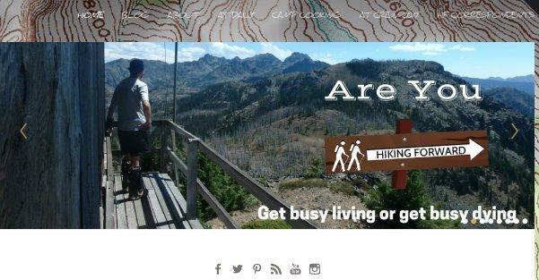 hiking-forward