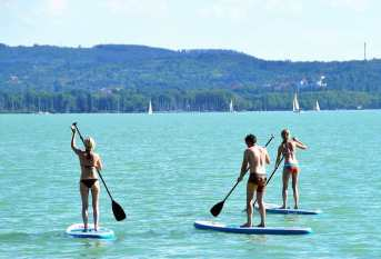 inflatable SUP's