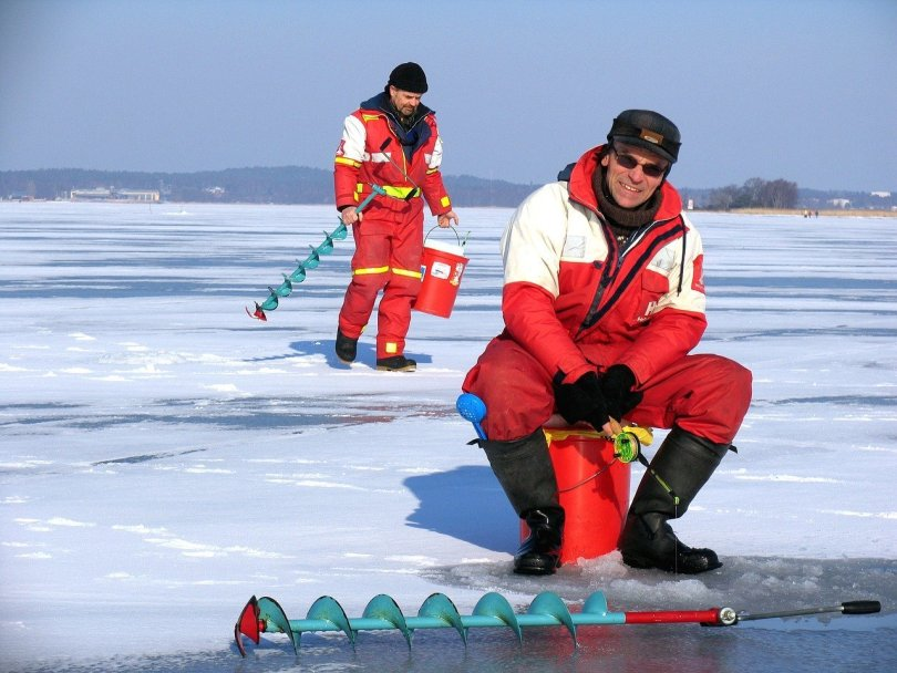 Best Ice Fishing Bibs and Suits