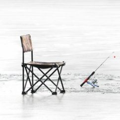 Ice Fishing Chair Shelter Wheelchair Automatic Best Chairs Comfortable Reviewed