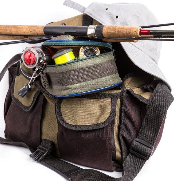 best ice fishing rod case