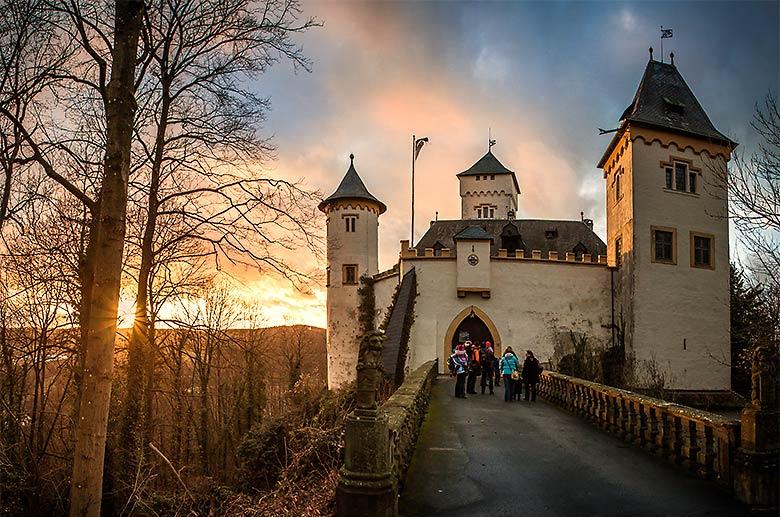 Frnkische Schweiz Fotografie Burgen Schlsser und Ruinen