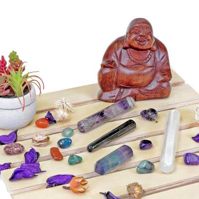 Massage Stones & Wands