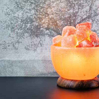 Fine Crafted Salt Lamps