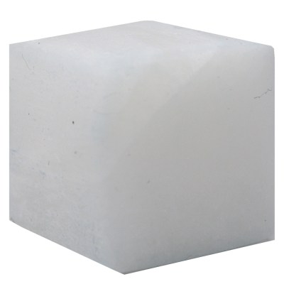 CUBS1 - Selenite Crystal Cube