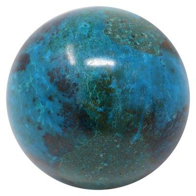 CHS22 - Chrysocolla Spheres