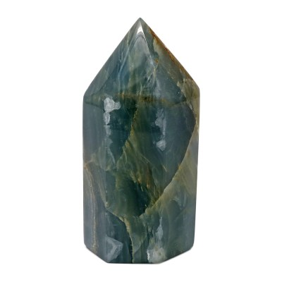OBLO - Blue Onyx Polished Point