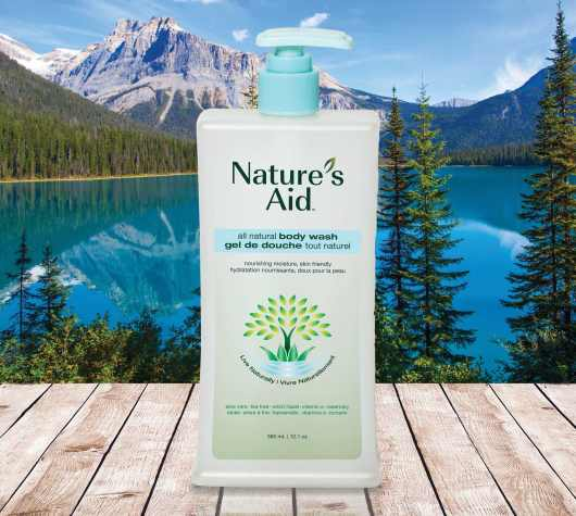 True Natural Body Wash