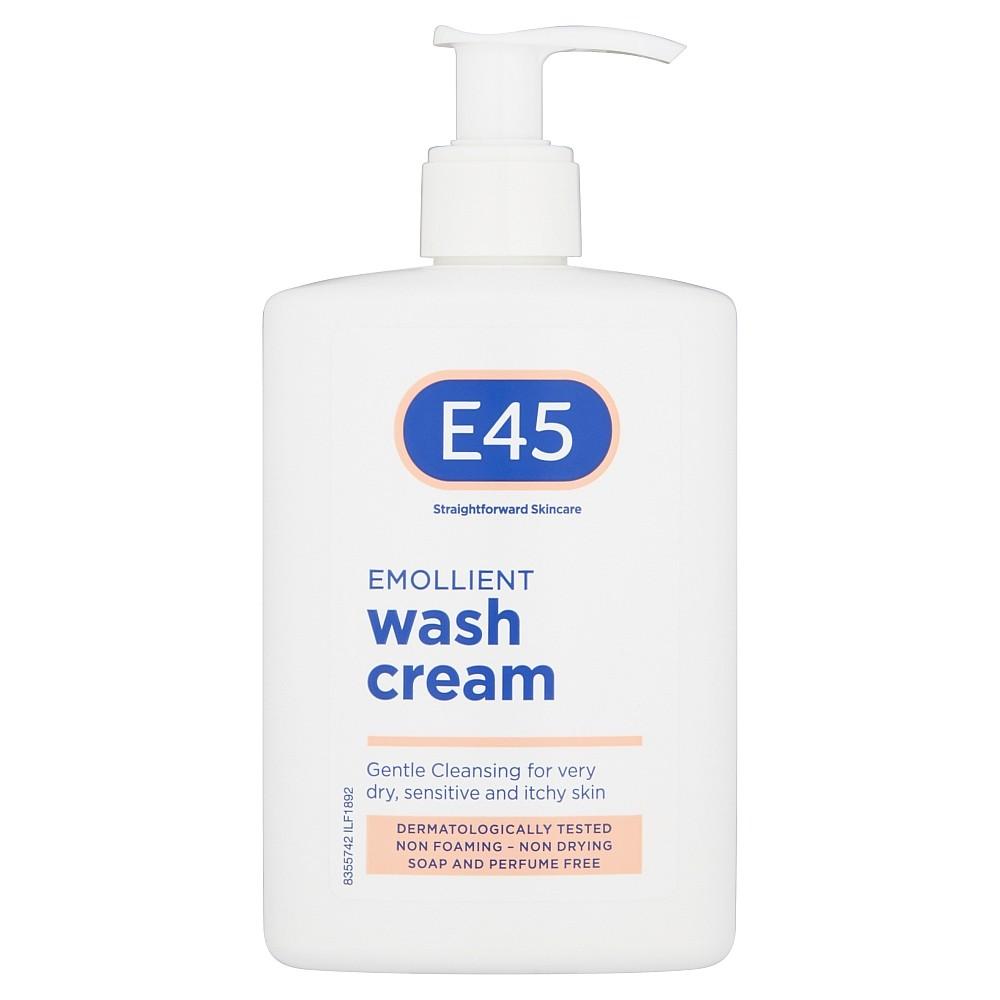 E45 Emollient Wash Cream 250ml  Nature's Best Pharmacy