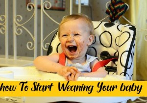 weaning your baby off bottle