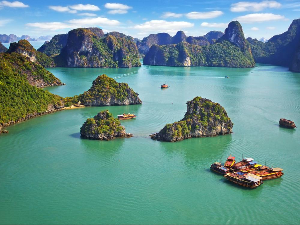 Mooiste Slaapplekken Vietnam