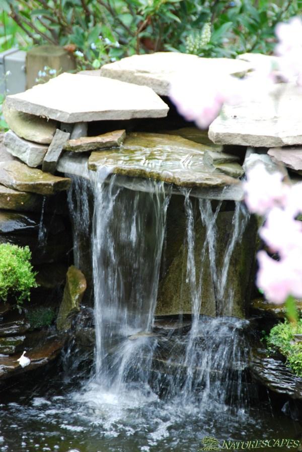 garden ponds & waterfalls in chester