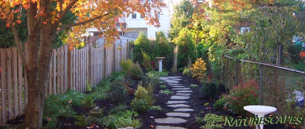 urban backyard landscaping ideas