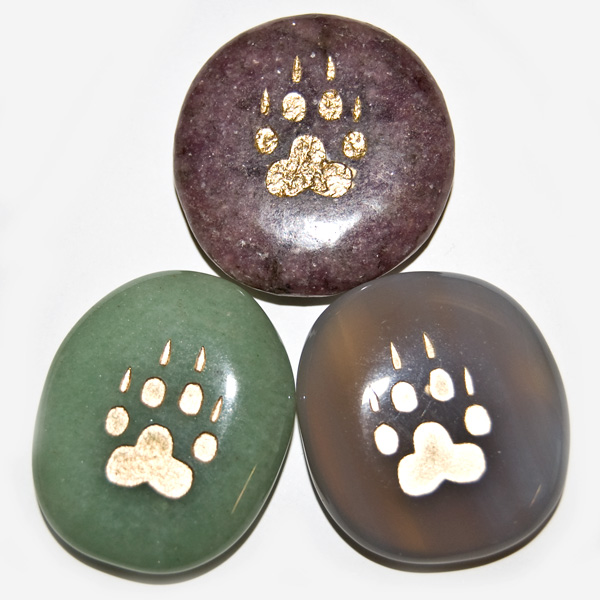 animal totem stones wholesale