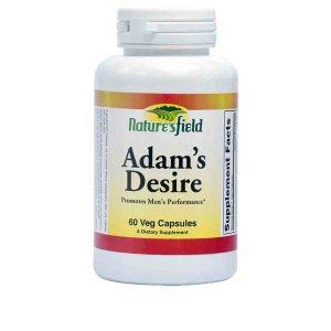 nature's field adam's desire,premature ejaculation cure