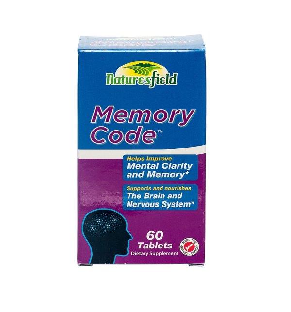 nature's field memory code