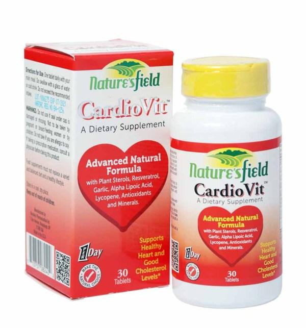 Nature's Field CardioVit
