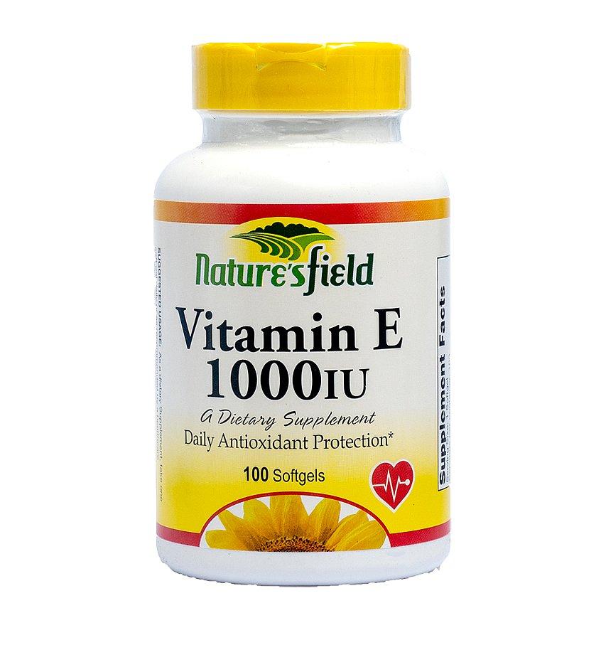 A prostatitis E- vitamin esetében