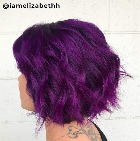 ARCTIC FOX Semi-Permanent Hair Color - Purple