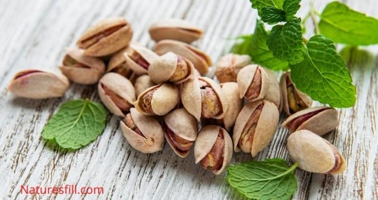 Pistachio Nuts - Naturesfill.com