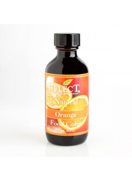 Orange Food Coloring (Natural) made with Annatto Seeds ...