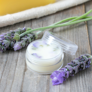 How to make Lavender Flavored Lip Balm