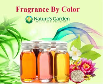 Fragrance by color archives natures garden fragrance oils - Mediterranean garden plants colors and scents ...