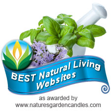natural living blogs badge