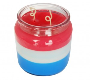 triple layer candle