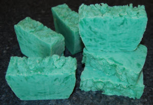 hot process soap