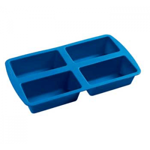 Soap Making Molds Silicone Soap Mold - 4 Loaf Molds