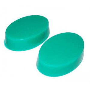 Soap Making Molds Basic Oval -Mold Market Molds