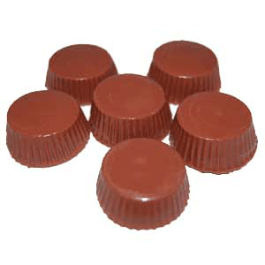 Candle Making Molds Embed Mold - Peanut Butter Cups