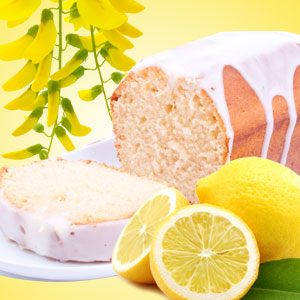 Lemon Pound Cake Fragrance Oil